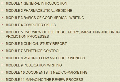medical writing courses Medical writing is often perceived to be a dry job where you are expected to sit for long hours and pen down your thoughts but in reality, it is one of the most stimulating and inspiring fields with infinite learning potential and is definitely something one could be passionate about medical writing is relatively.
