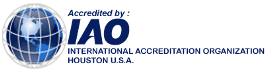 IAO Accredited