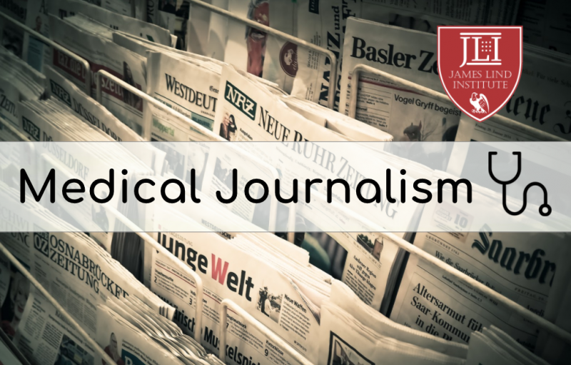 Medical Journalism India
