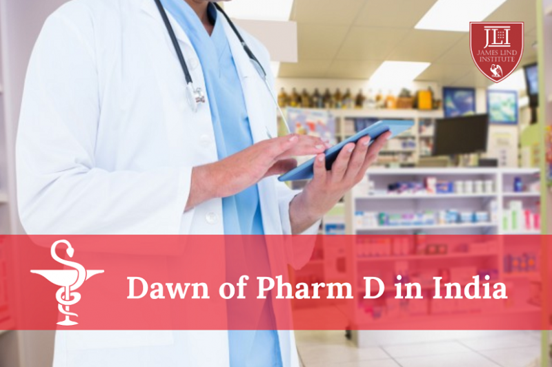 Dawn of Pharm D in India