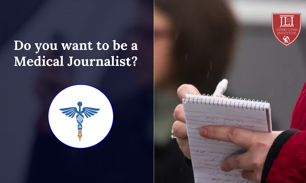 Medical Journalist