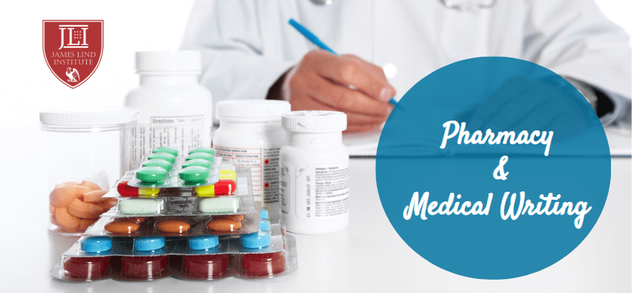 Pharmacy and medical writing