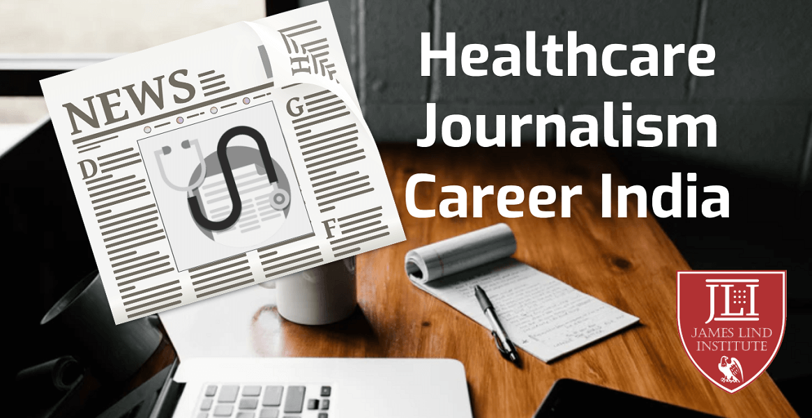 Healthcare Journalism Career India