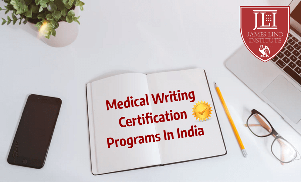 Medical Writing Certification Programs In India
