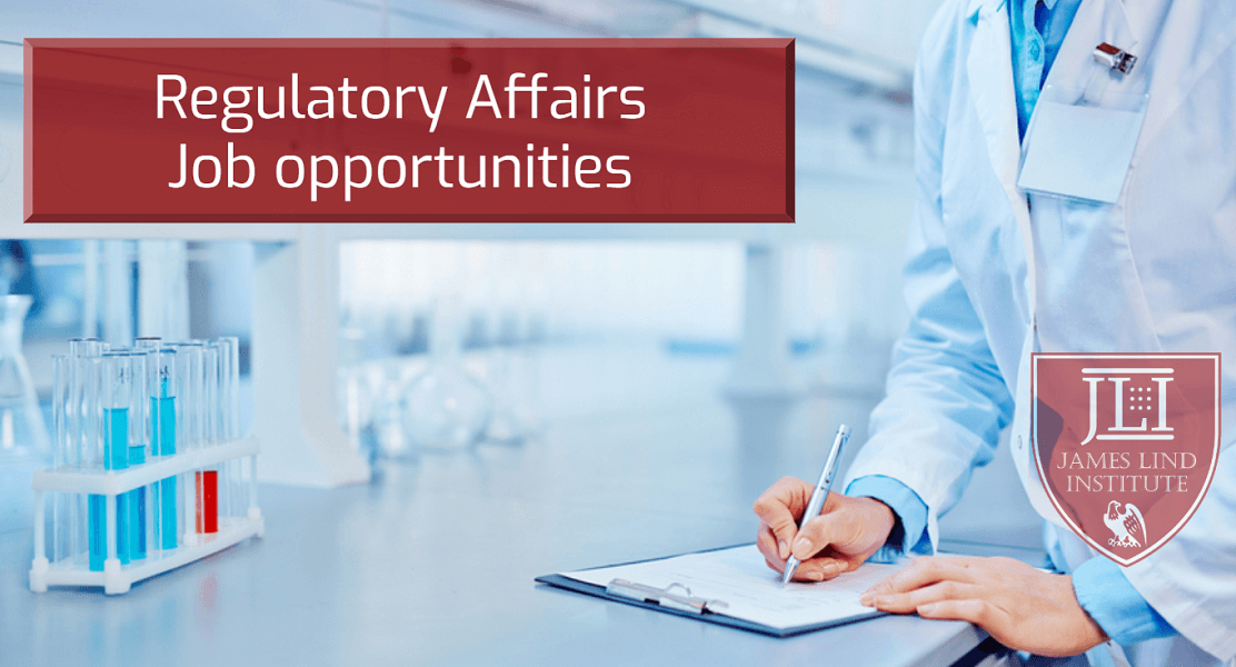 Regulatory Affairs Job Opportunities