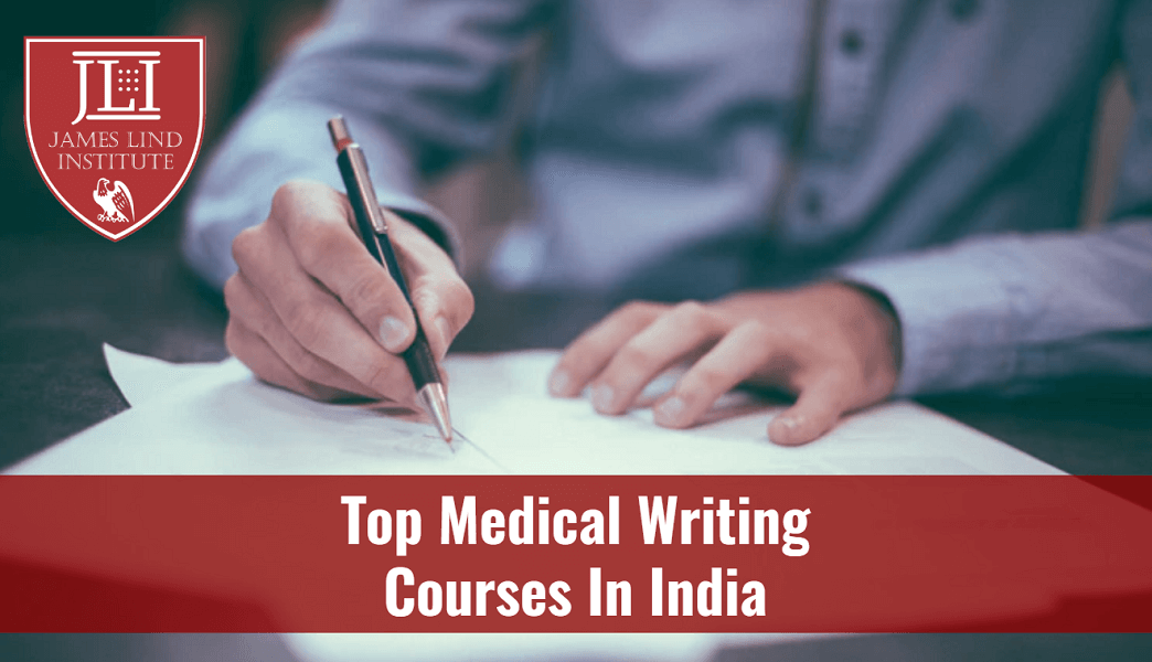 Top Medical Writing Courses In India