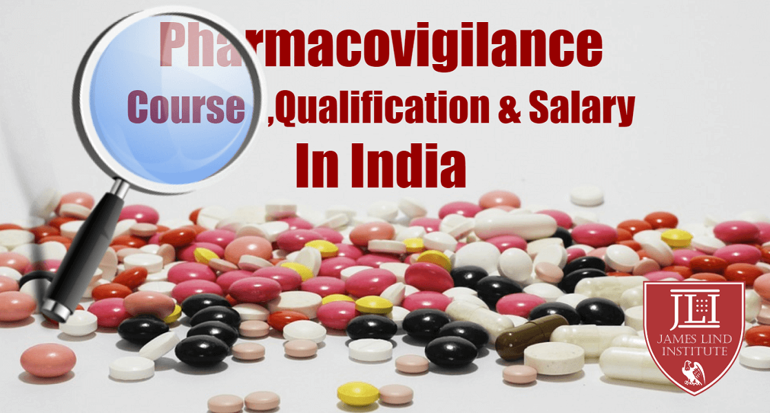 Pharmacovigialnce Course Qualification salary India