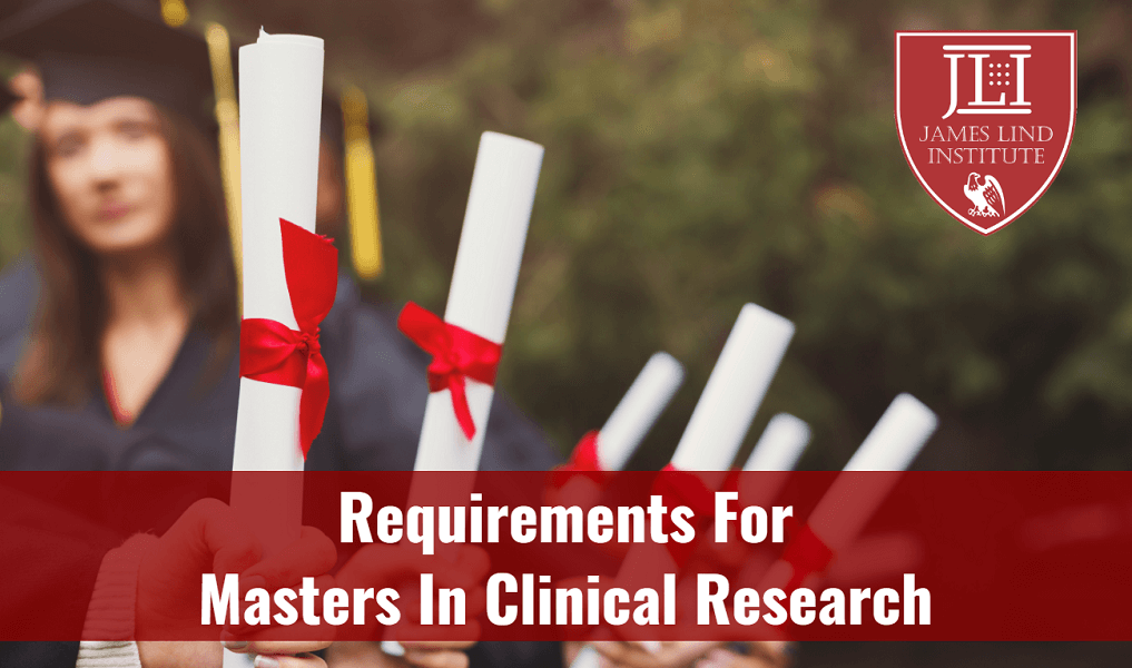 Requirements For Masters In Clinical Research