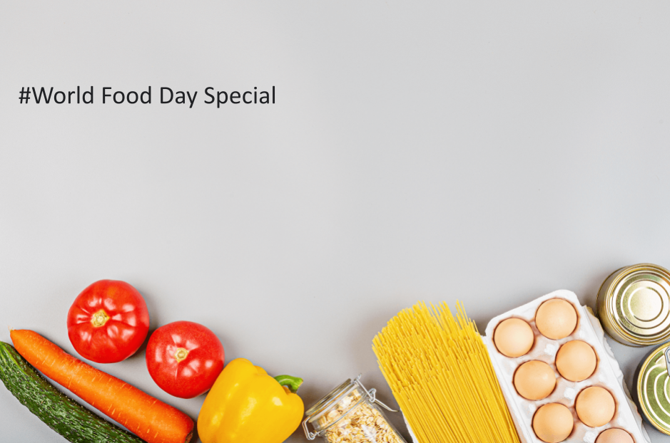 WorldFoodDay Better Nutrition for a Better Future